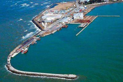 Buscan financiamiento para dragar el puerto de Comodoro