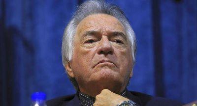 Barrionuevo no descarta intervenir el PJ en provincias y volvió a negar acercamiento a Cristina