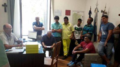 Tras idas y vueltas: 40 trabajadores de peajes de Ameghino fueron despedidos