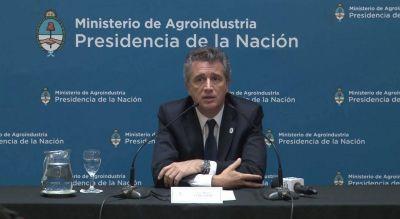 Etchevehere justificó los más de 500 despidos en Agroindustria y SENASA