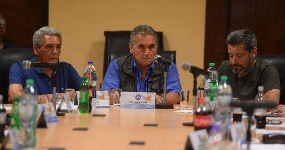 Con la Reforma Laboral, Macri hace un aporte a la unidad de la CGT