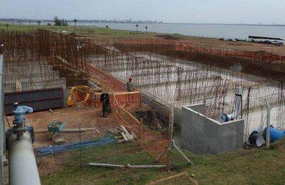 Miguel Lanús: construirán un acueducto para solucionar problemas de cortes de agua en la zona