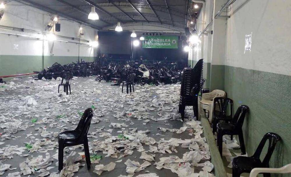 Sigue la bronca de la oposición de Pasteleros por los 20 heridos provocados por patovicas, en una asamblea sindical