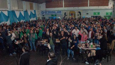 El Partido Justicialista agasajó a los trabajadores en su día