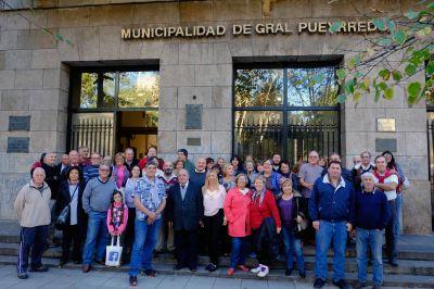 El municipio saldó deudas con 54 sociedades de fomento