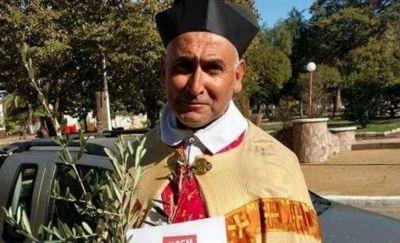Sacerdote pidió a Vidal que haga trabajar a los presos para que devuelvan lo robado