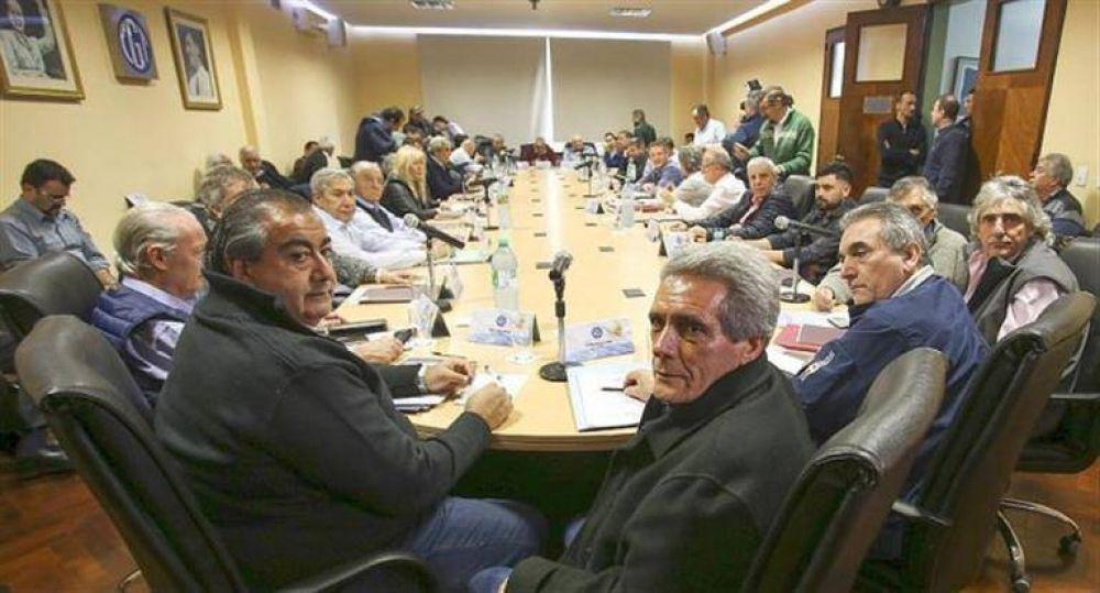 La CGT unificó posturas y fijó fecha para la elección de su nueva conducción