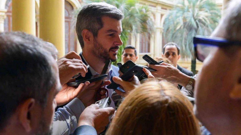 """El gobierno busca """"clarificar la cuestión de las indemnizaciones"""", dijo Peña"""