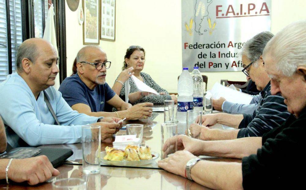 Los Panaderos cerraron paritarias en su ámbito nacional