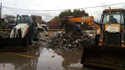 Unidad Ciudadana solicita informes sobre las obras de saneamiento de los arroyos