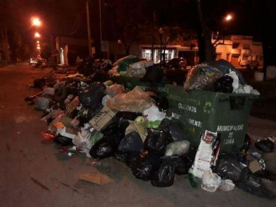 Vecinos denuncian la creación de un basural clandestino
