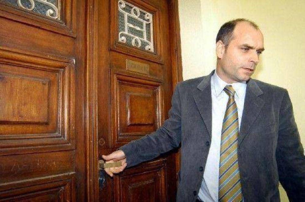 Nueva denuncia contra el juez Reussi por un confuso episodio