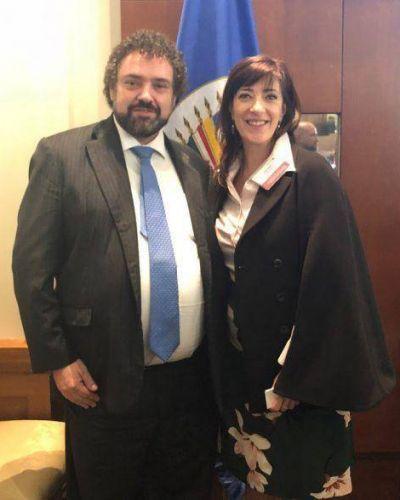 Argentina asumió la presidencia del comité interamericano contra el terrorismo