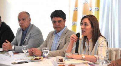 El Pro pone primera con un objetivo claro: adueñarse del Conurbano peronista en 2019
