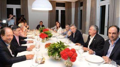 Mauricio Macri se reúne con sus aliados para dar un mensaje de unidad