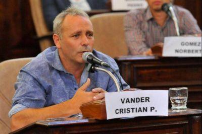 """Cristian Vander: """"Queremos al Movimiento Obrero en la calle"""""""