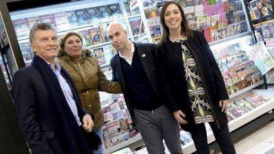 Macri les prometió a Vidal y a Larreta que no se paralizarán las obras que están en ejecución
