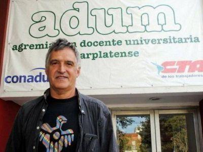 Docentes universitarios realizan un nuevo paro de 48 horas y anticipan movilización nacional