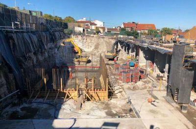 Avanza la construcción de un Centro de Abastecimiento de OSSE