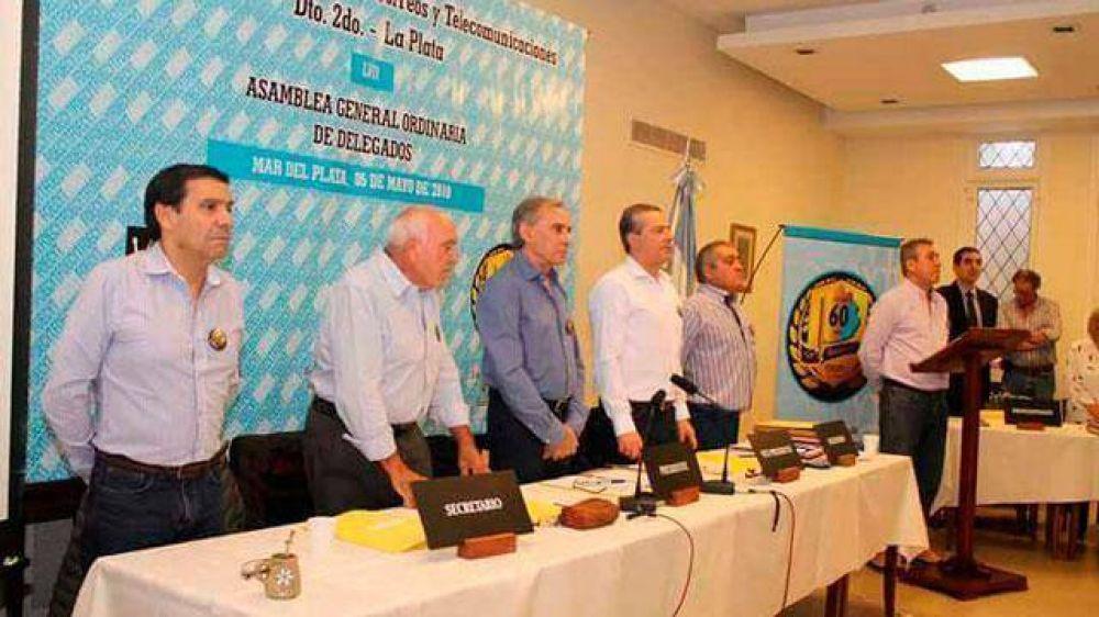 El gremio de trabajadores de Correos reafirmó su oposición a la reforma laboral