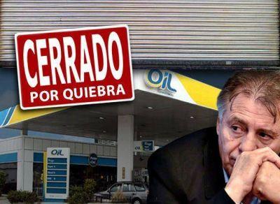 Con la posible quiebra de su petrolera, Cristóbal López acumula deudas por casi $25.000 millones