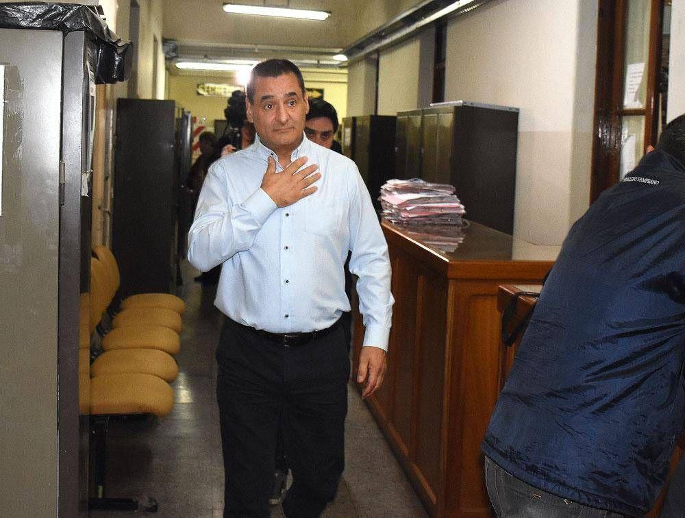 Cloacas del Butaló: Larrañaga fue al Juzgado y no declaró