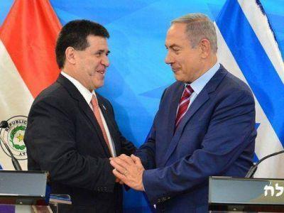 Paraguay traslada su embajada a Jerusalén