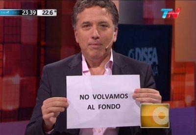 """""""No volvamos al Fondo"""", exigía hace dos años Nicolás Dujovne"""