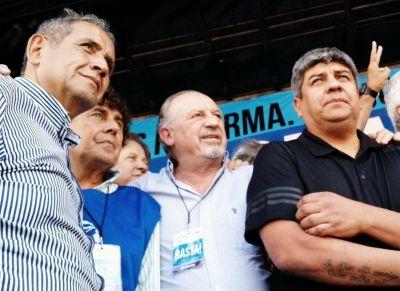 Moyano, Palazzo y Yasky repudiaron la vuelta al FMI