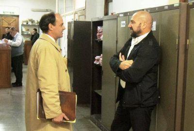 Butaló: indagaron a Ucciardello y Bruno