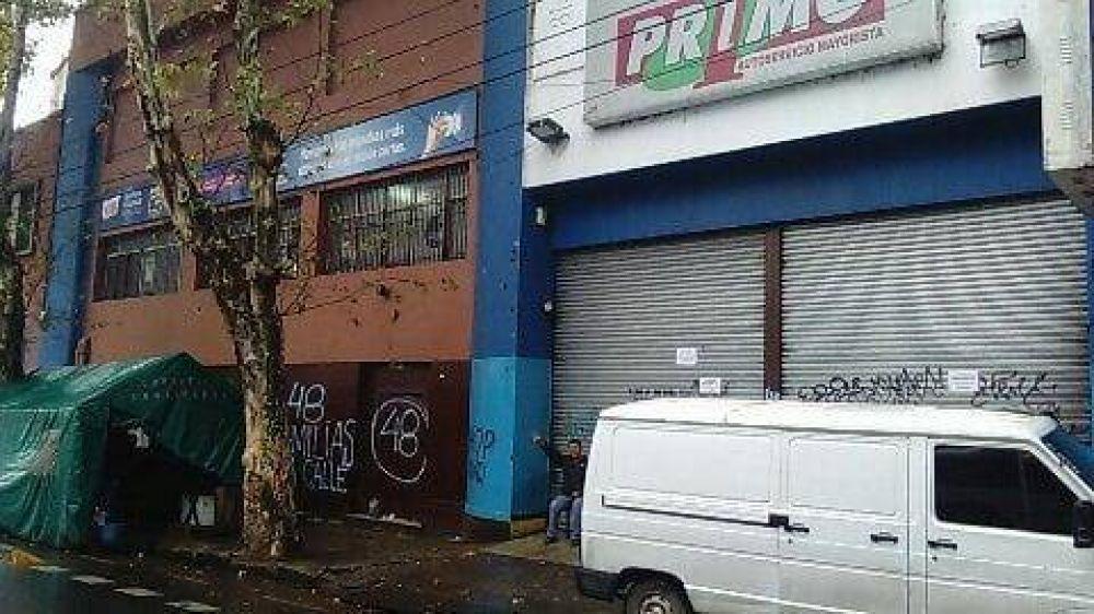 Mayorista porteño despide 48 trabajadores de Camioneros