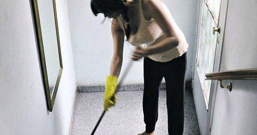 Gremio de personal doméstico inicia campaña para formalizar empleos