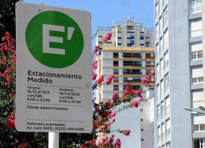 El 21 de mayo comenzará a funcionar el nuevo sistema de estacionamiento medido
