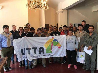 UTTA y SRT: Capacitaron a trabajadores de Salta