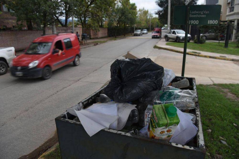 Yerba Buena tendrá 12 camiones propios para recoger la basura