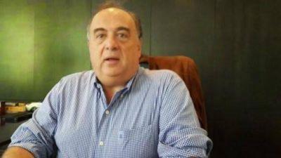 Diego Dinitz renunció como presidente de la Sociedad Hebraica Argentina