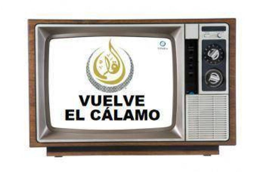Vuelve el Cálamo por la pantalla de la Tv Pública Argentina