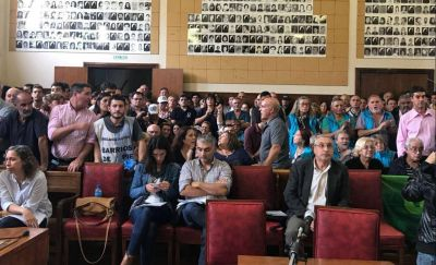 Cooperativistas enfurecidos con Baragiola: frenó un proyecto que les garantizaba trabajo