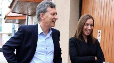 Vidal recorre tres distritos de la Cuarta sección y en uno se anota Macri