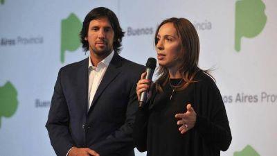 María Eugenia Vidal le anticipó a su equipo que pese al acuerdo con el FMI no recortará fondos de la obra pública