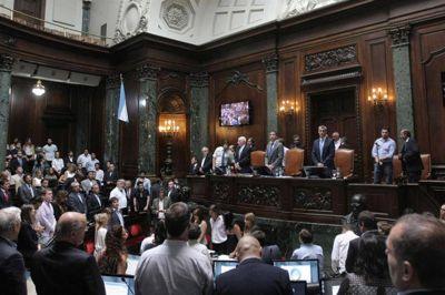 Aceleran los procesos para desplazar jueces bonaerenses