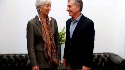 Las negociaciones reservadas de Mauricio Macri para cerrar el acuerdo con el FMI
