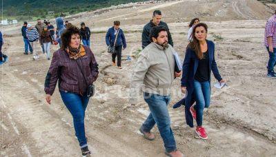 No se realizan obras para evitar el colapso del basural San Javier