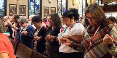 La Iglesia católica en Estados Unidos crece por la presencia hispana