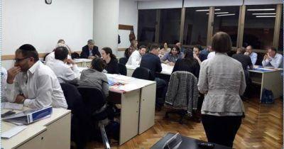 CJL: Comenzó el Programa de Desarrollo de Dirigentes de Instituciones de la Comunidad Judía