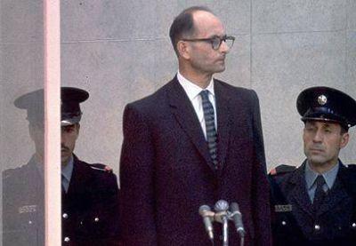 Hoy en la historia judía / El Mossad captura a Adolf Eichmann en Buenos Aires