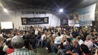 El Partido Justicialista realizo el Encuentro Regional HAY 2019 Mar del Plata