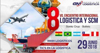 TodoLogística estará presente en el 8° Encuentro Internacional Logística y SCM en Santa Cruz