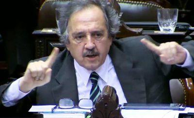 Ricardo Alfonsín pidió que todos los partidos discutan la vuelta del FMI