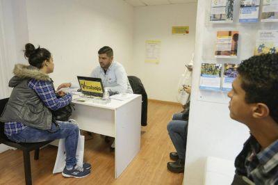 El gobierno de la Ciudad abrió un nuevo Centro de Integración Laboral